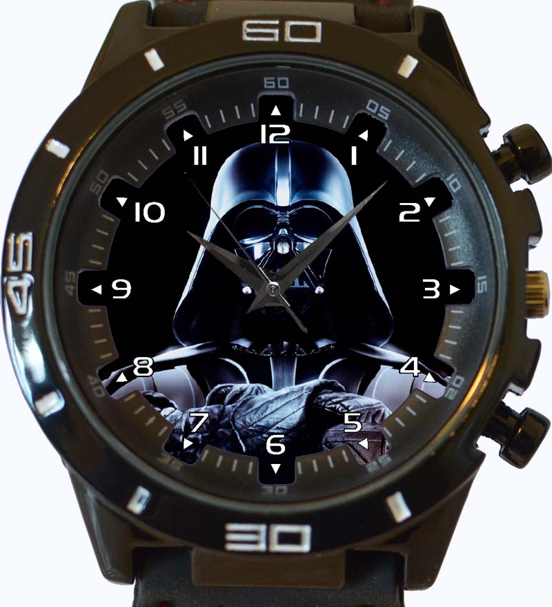 darth vader boss neue gt serie sport unisex geschenk uhr. Black Bedroom Furniture Sets. Home Design Ideas